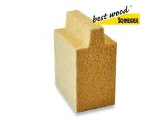 Pannello in fibra di legnoTOP 180 - 3THERM S.R.L.
