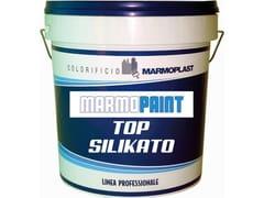 Marmoplast, TOP SILIKATO Idropittura minerale per interni ed esterni