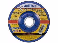 Mole da taglio inox depresso ultrasottile TOP - Mole da taglio inox c.depresso - Mole da taglio