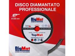 Disco diamantatoTOPMAT - BIGMAT ITALIA