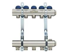 Collettore di distribuzione a barre per radiatori TOPWAY R per radiatori - Collettori, cassette e valvole a sfera motorizzate