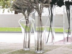 Vaso in vetroTORCH - ADRIANI E ROSSI EDIZIONI