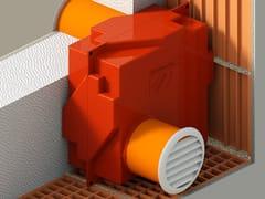 Silenziatore per fori di aerazione e ventilazioneTORNADO - CIR AMBIENTE