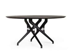 Tavolo rotondo in legno TORSO | Tavolo in legno - Torso