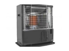 Stufa a combustibile liquidoTOSAI 360 - TECNO AIR SYSTEM