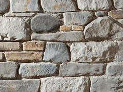 Rivestimento in pietra ricostruitaTOSCANO P72 | Grigio - GEOPIETRA