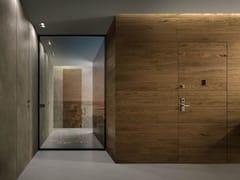 Porta a bilico in vetro TOTAL BIGLASS | Porta a bilico - Design