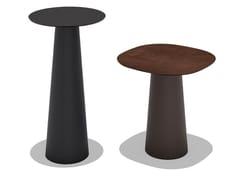 Tavolo alto da giardino in ceramicaTOTEM OUTDOOR | Tavolo alto - SOVET ITALIA