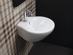 Lavabo sospeso in ceramica TOUCH | Lavabo sospeso - Touch