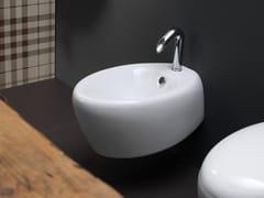 Bidet sospeso in ceramica TOUCH | Bidet sospeso - Touch