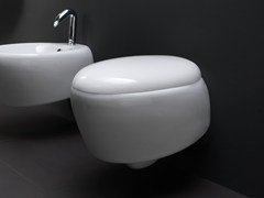 Wc sospeso in ceramica TOUCH | Wc sospeso - Touch