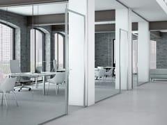 Parete mobile per ufficioTP-010 | Parete mobile - METALGLAS BONOMI