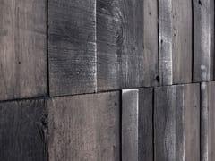 Rivestimento tridimensionale in fibra di vetro effetto legnoTRÄD - ARTSTONE PANEL SYSTEMS