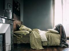 Coordinato letto double face stampato in cotone con motivi florealiTRÉSOR | Coordinato letto - ALEXANDRE TURPAULT