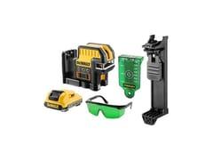Tracciatore laser con raggio verdeTRACCIATORE LASER DCE0825D1G-QW - DEWALT® STANLEY BLACK & DECKER ITALIA