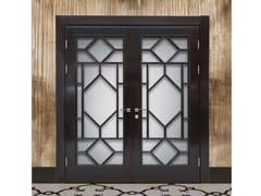 Arnaboldi Interiors, TRAFALGAR Porta in legno e vetro