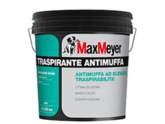 Antimuffa ad elevata traspirabilitàTRASPIRANTE ANTIMUFFA - MAXMEYER