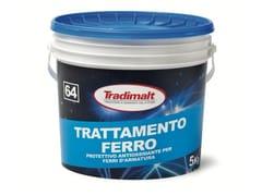 TRADIMALT, TRATTAMENTO FERRO Protettivo antiossidante per ferri d'armatura