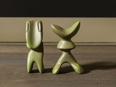 Scultura in ceramica TRAVEL PIECES - DAGUR & SIF - GARDECO