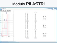 LOGICAL SOFT, TRAVILOG ELEMENTS  - Modulo PILASTRI Progetto e verifica di pilastri in cemento armato