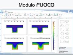LOGICAL SOFT, TRAVILOG - Modulo FUOCO Verifica di resistenza al fuoco