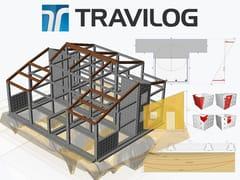 LOGICAL SOFT, TRAVILOG Modellazione e calcolo strutturale