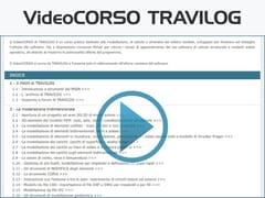 LOGICAL SOFT, VideoCORSO TRAVILOG Videocorso di progettazione strutturale