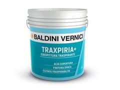 Idropittura traspirante e coprenteTRAXPIRIA+ IDROPITTURA TRASPIRANTE - CROMOLOGY ITALIA