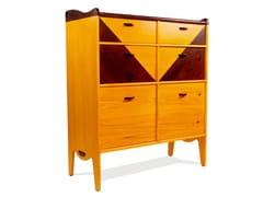 Cassettiera in legno masselloTRAYI - ALANKARAM