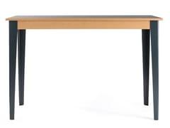 Tavolo alto rettangolare in laminato TREE | Tavolo in laminato - TREE
