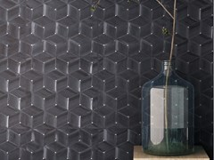 Pavimento/rivestimento in pietra naturale e metalloTRESSAGE - ORVI DESIGN STUDIO