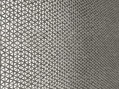 Mosaico in pietra naturaleTRIANGOLI | Aluminium - CVS ITALIA