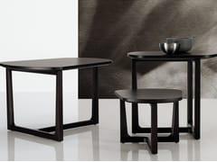 Tavolino basso in legno da salotto TRIDENTE | Tavolino -