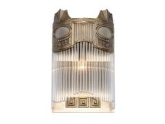 Lampada da parete fatta a mano in ottone TRIEST III | Lampada da parete - Triest