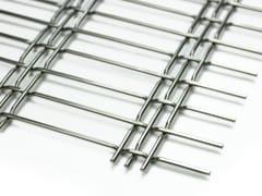 Rete e tela metallica in acciaio inoxTRIPLE 75 - DORSTENER DRAHTWERKE