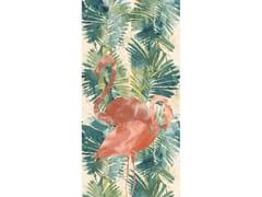 Lastra in gres porcellanatoTROPICAL Flamingo - WIDE & STYLE BY ABK