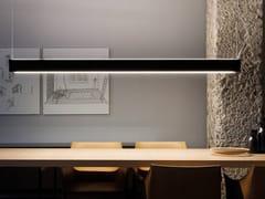 Lampada a sospensione a LED in alluminio estrusoTRU | Lampada a sospensione - NEMO