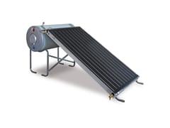 Impianto solare termico a circolazione naturaleTSOL CN S BLU - THERMITAL