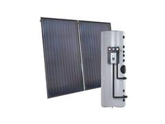 Impianto solare termico a circolazione forzataTSOL LIGHT S - THERMITAL