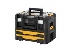 Cassetta degli attrezziTSTAK™ COMBO TSTAK™II + TSTAK™IV - DEWALT® STANLEY BLACK & DECKER ITALIA