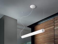 Lampada a sospensione a LED in polietileneTU-O - LINEA LIGHT GROUP