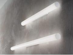 Lampada da parete / lampada da soffitto in alluminio e vetroTU-TOP - LINEA LIGHT GROUP