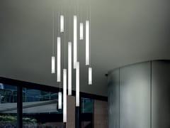 Lampada a sospensione a LED in polietileneTU-V - LINEA LIGHT GROUP