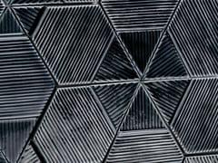 Theia, TUA STRIPES Piastrelle con superficie tridimensionale in ceramica