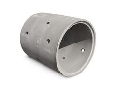 Tubo di calcestruzzo vibratoTUBI CIRCOLARI FORATI (DRENANTI) - GRUPPO CIVA