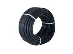 Tuboper protezione cavi elettriciTUBO A SINGOLA PARETE PVC - ITALIANA CORRUGATI