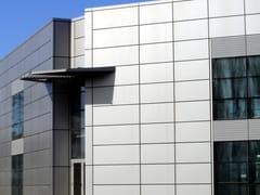 Facciate ventilate metalliche isolantiTUDERBOND® - Facciate architettoniche - ELCOM SYSTEM