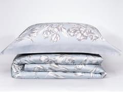 Coordinato letto in cotone con motivi florealiTULIPS   Coordinato letto - DECOFLUX