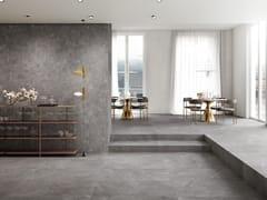 Pavimento/rivestimento in gres porcellanato effetto pietraTUNE - CERAMICHE REFIN