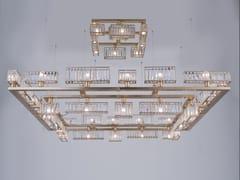Lampadario in cristalloTUR EX09 - PATRIZIA GARGANTI